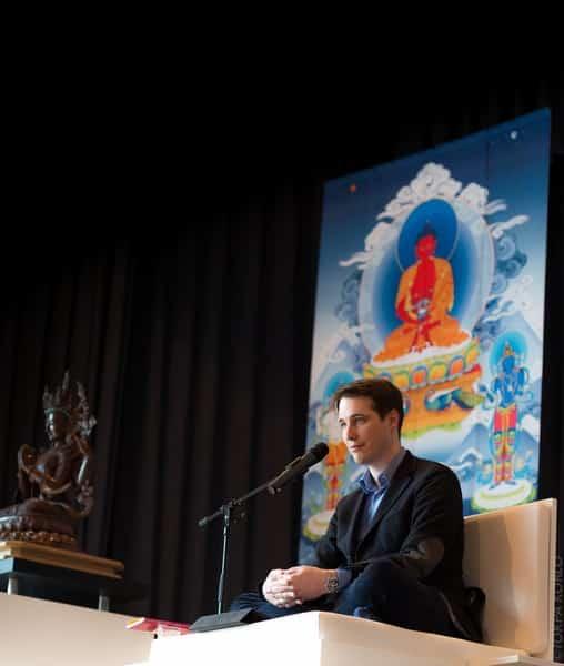 Shamar Rinpoche Tribute, 06.2014