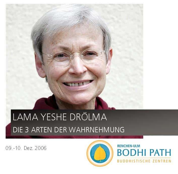 Lama Yeshe Drölma