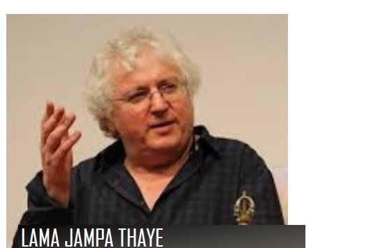 Lama Jampa Thaye