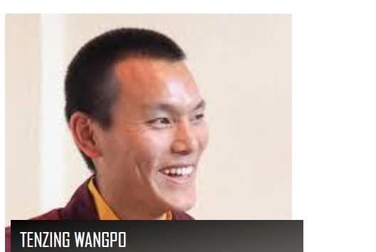 Tensing Wangpo
