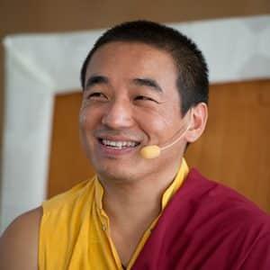 Dongsang Shabdrung Rinpoche
